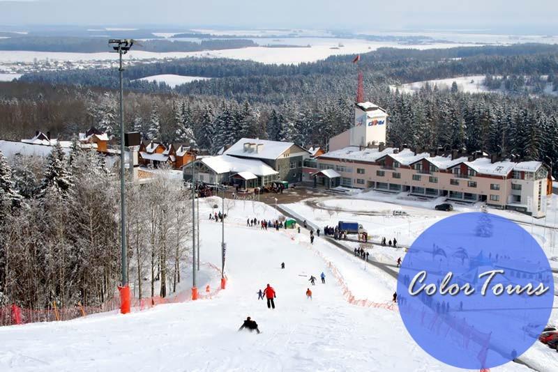 Где покататься на лыжах в Беларуси