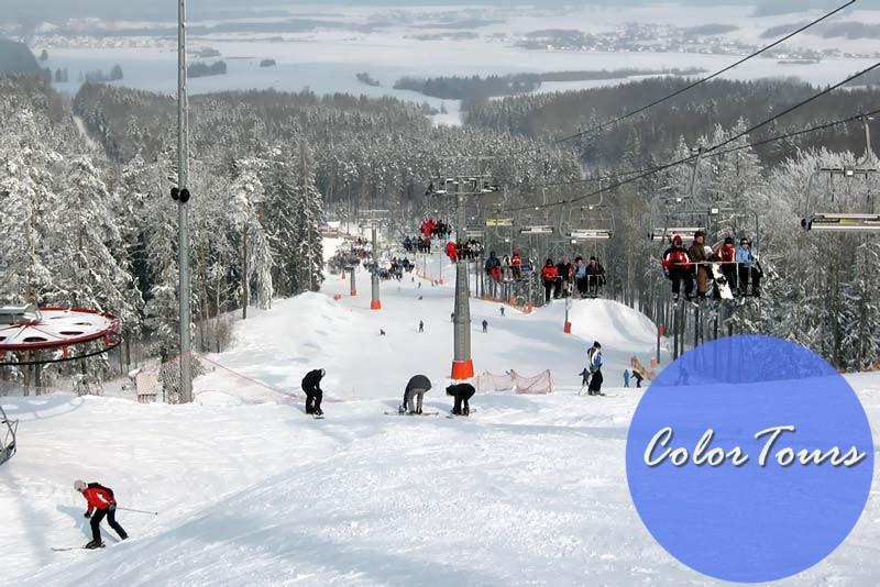 Горнолыжные курорты Беларуси
