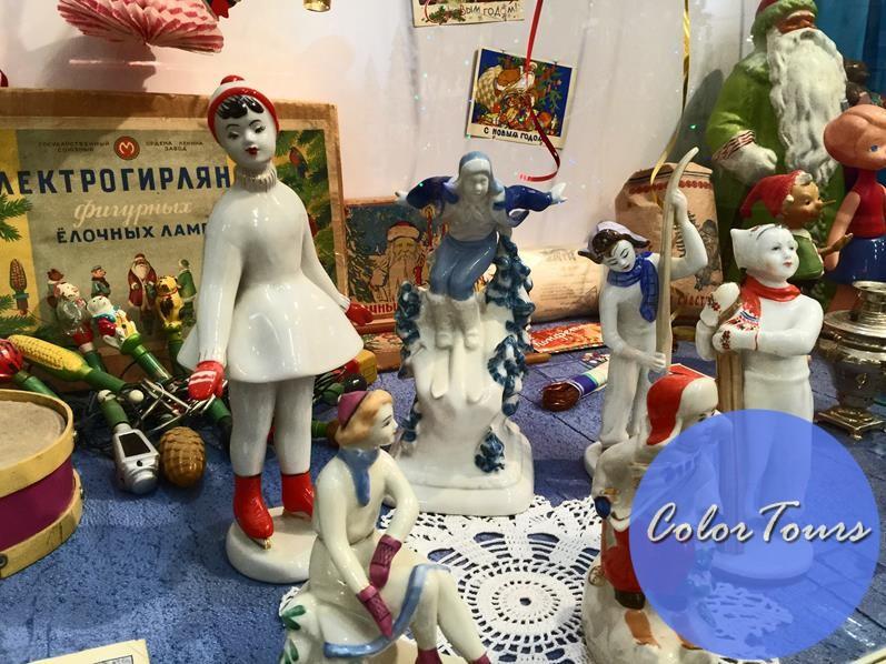 Великий Устюг музей новогодней игрушки