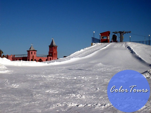 Арский Камень горнолыжный курорт