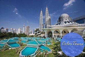 Виды_Куала-Лумпура_в_Малайзии
