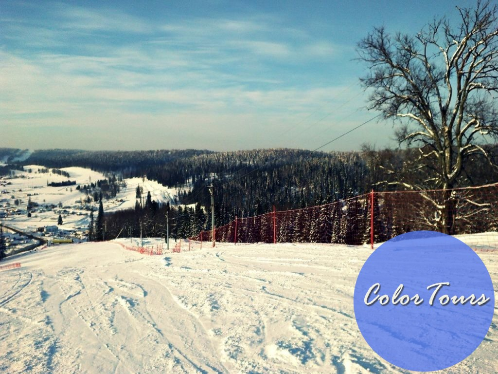 Красный ключ горнолыжный курорт Башкирии
