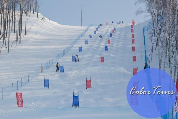 Уязы-Тау горнолыжный центр в Башкирии
