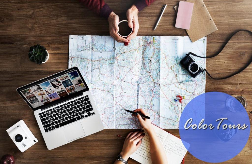 С чего начать самостоятельное путешествие