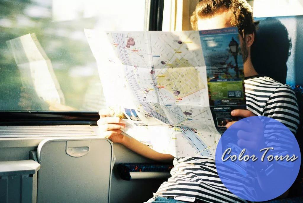 Как самостоятельно планировать экскурсии