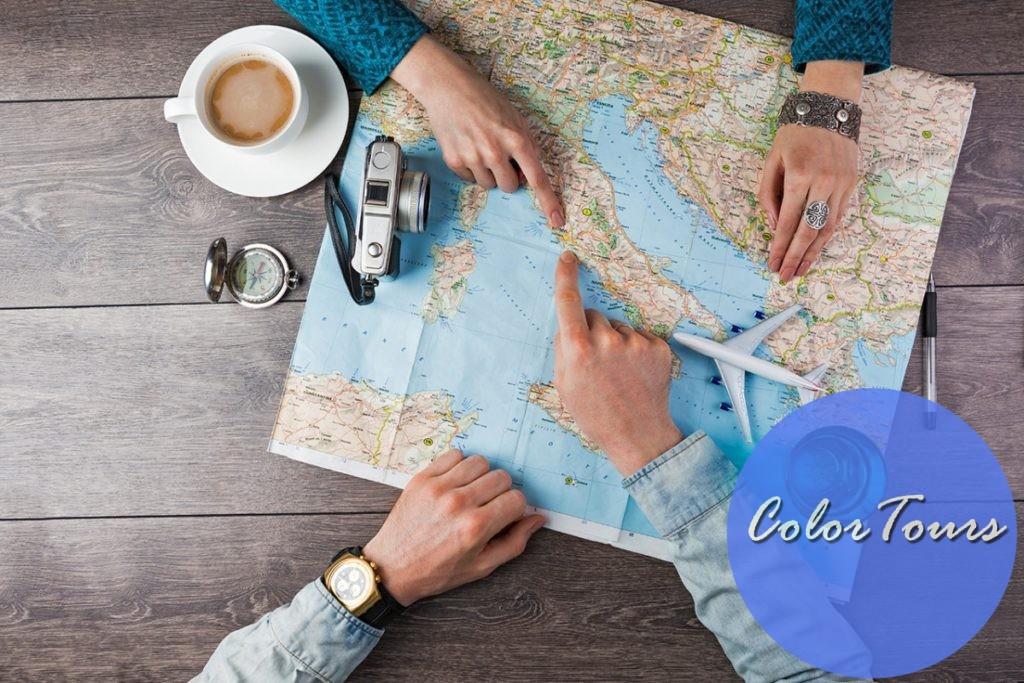 Как начать самостоятельно путешествовать