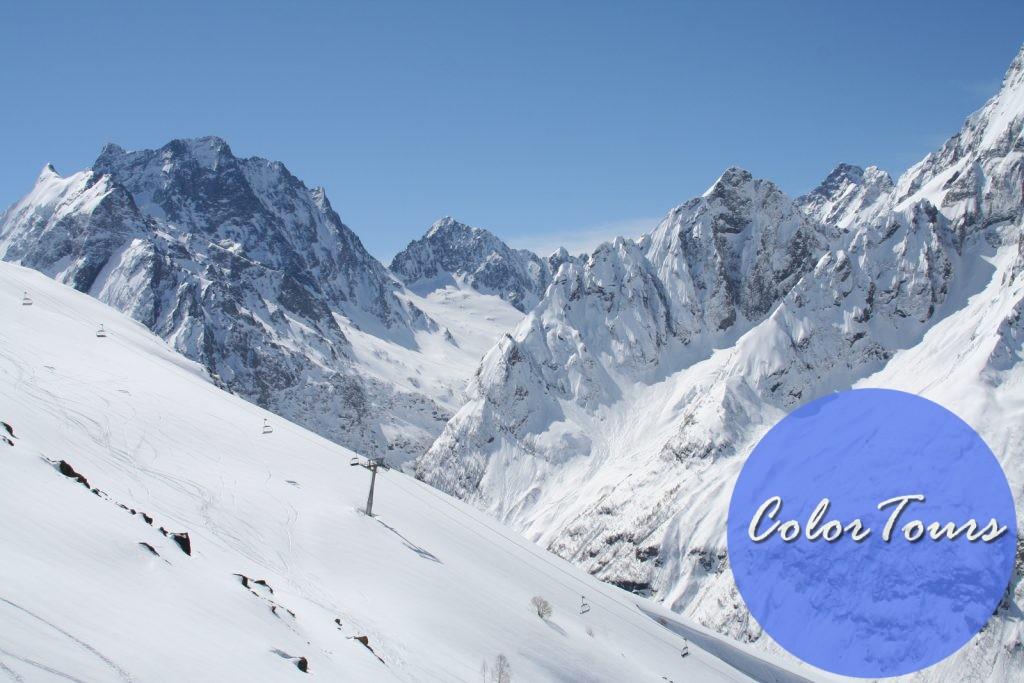 горнолыжный курорт в Адыгее