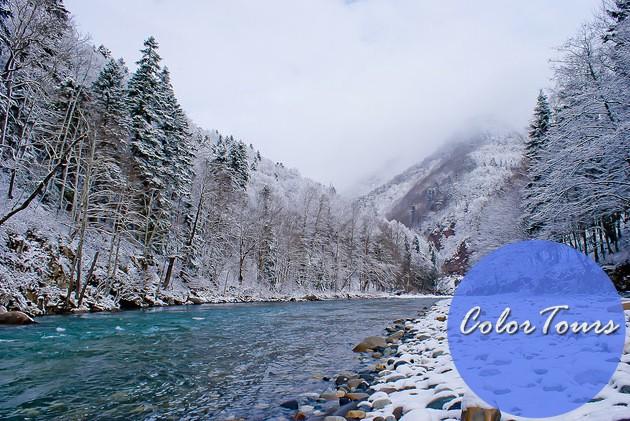 Отдых в Адыгее зимой
