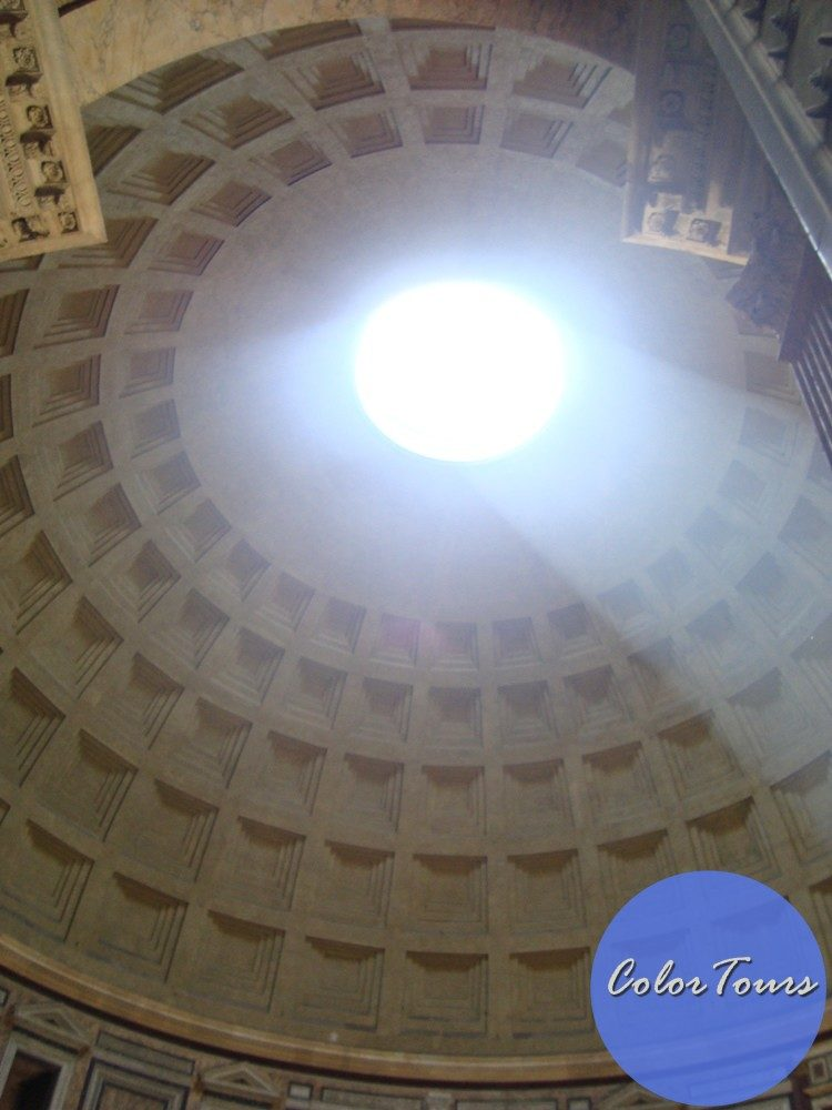 Храм всех Богов в Риме