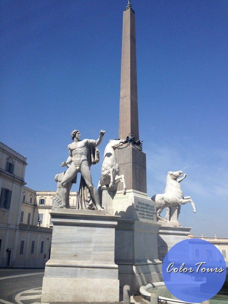 Скульптуры Рима