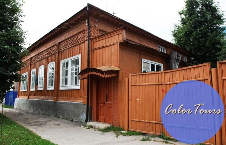 Музей Горького в Арзамасе