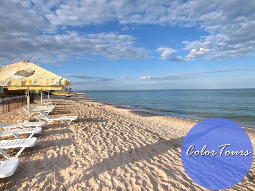 Где отдохнуть на Азовском море в России