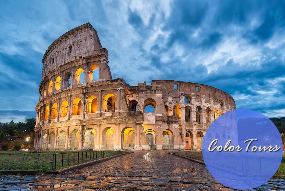 Маршрут по Италии на неделю