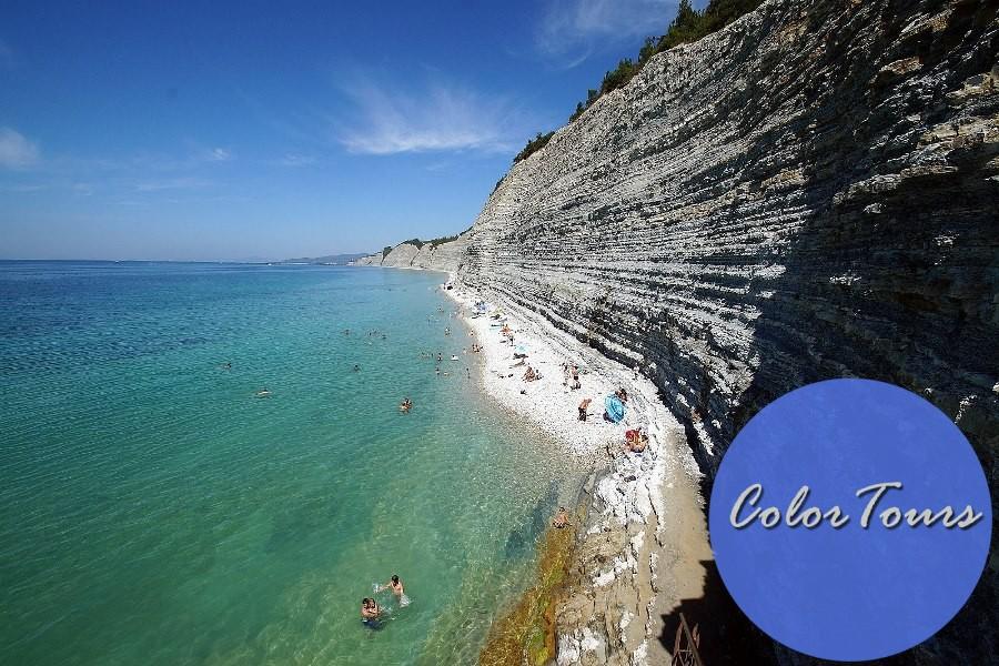 Дикие пляжи Геленджика