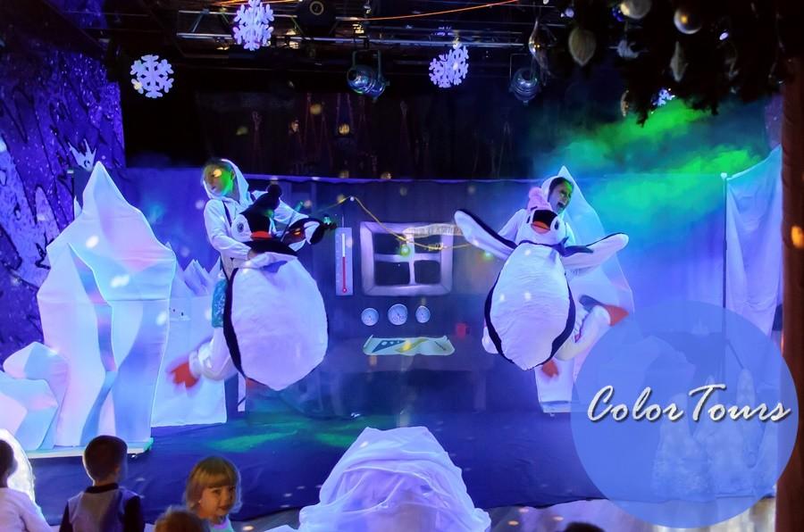 Театр с погружением для малышей в Москве