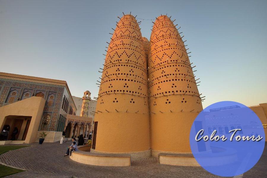 Этнографическая деревня в Дохе