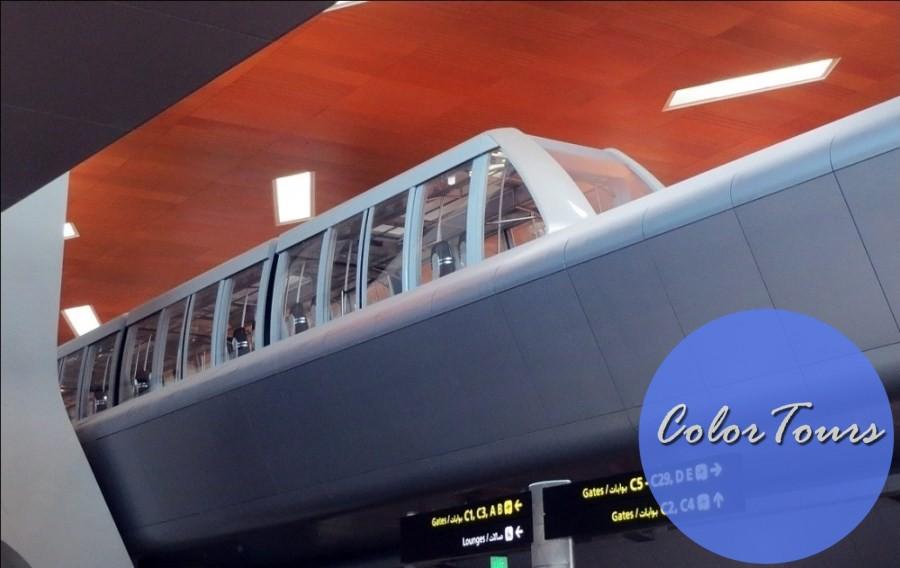 Чем заняться в аэропорту Дохи во время пересадки