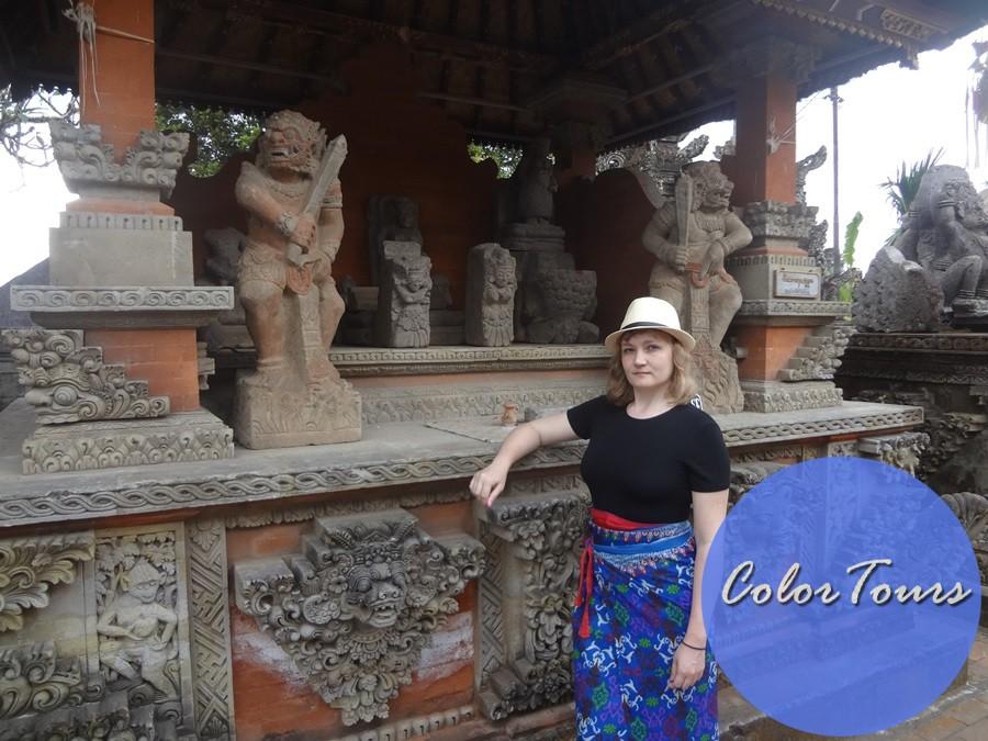 Какие храмы на Бали посетить