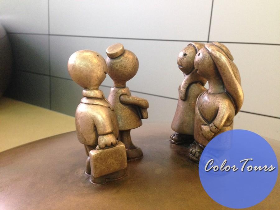 Чем занять детей в аэропорту Дохи