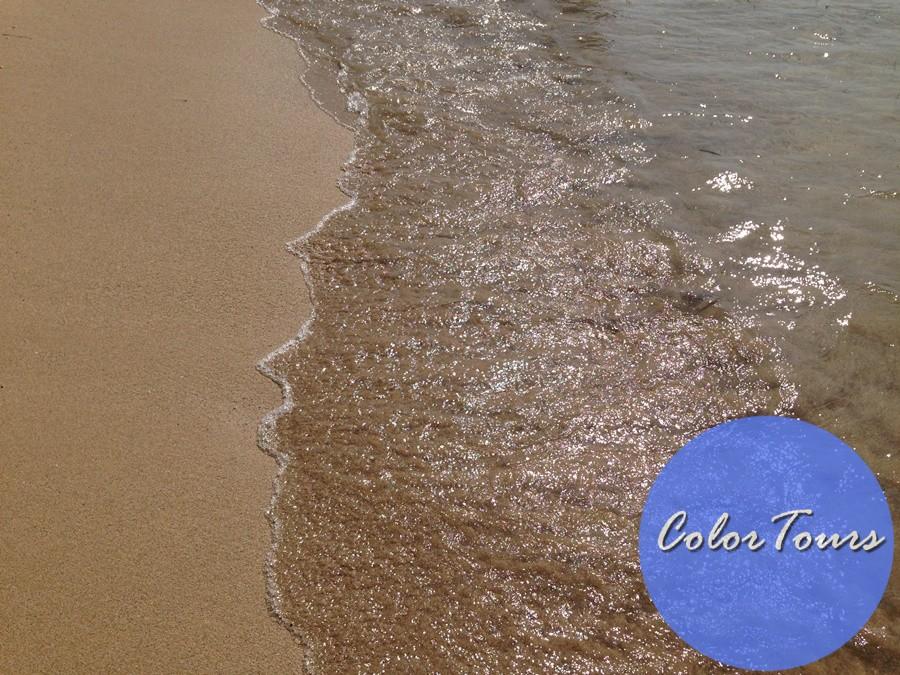 Менгиат - пляж Бали для купания