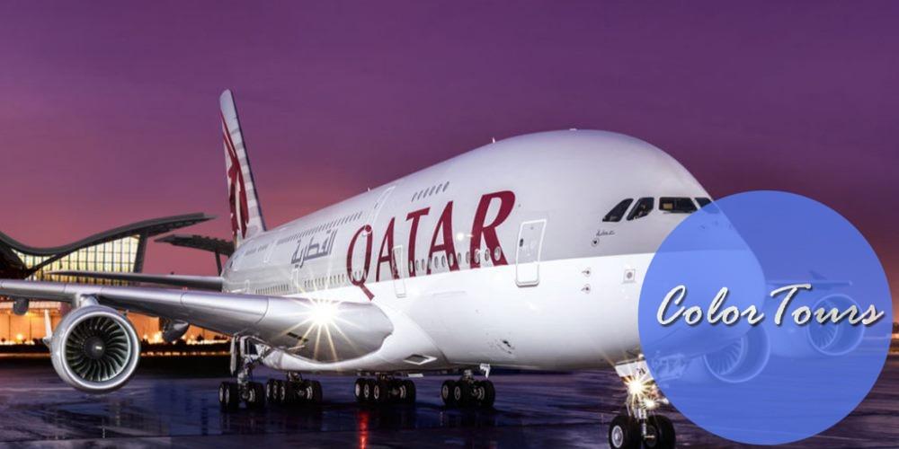 Qatar Airways парк самолётов