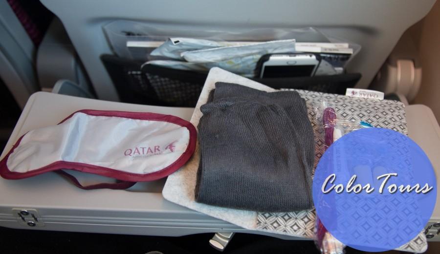 Qatar Airways отзыв о полёте
