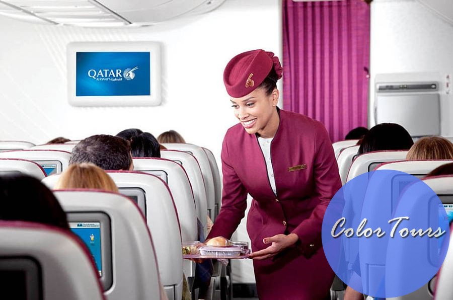 Qatar Airways сервис