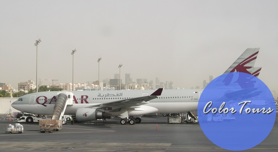 Катарские авиалинии пересадка