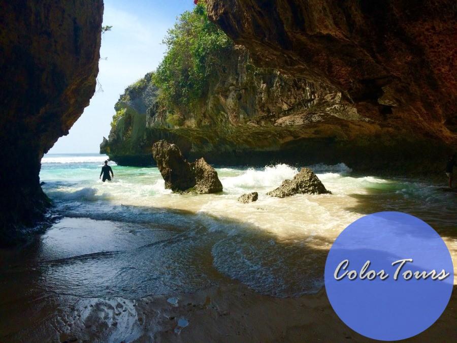Секретные пляжи на Бали