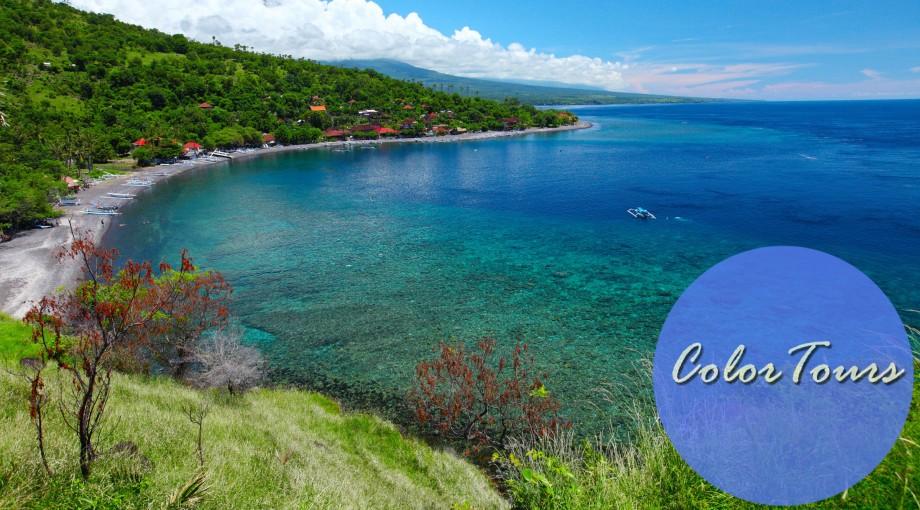 Пляжи для снорклинга на Бали