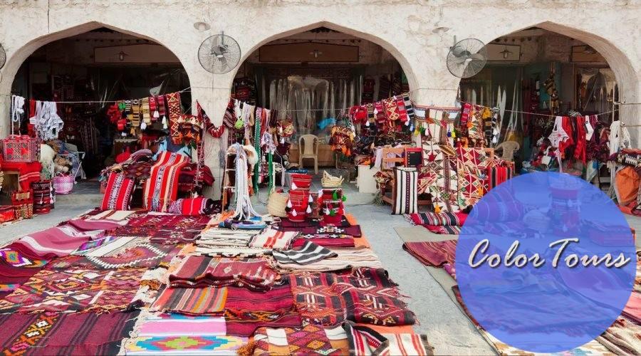Восточный рынок в Дохе