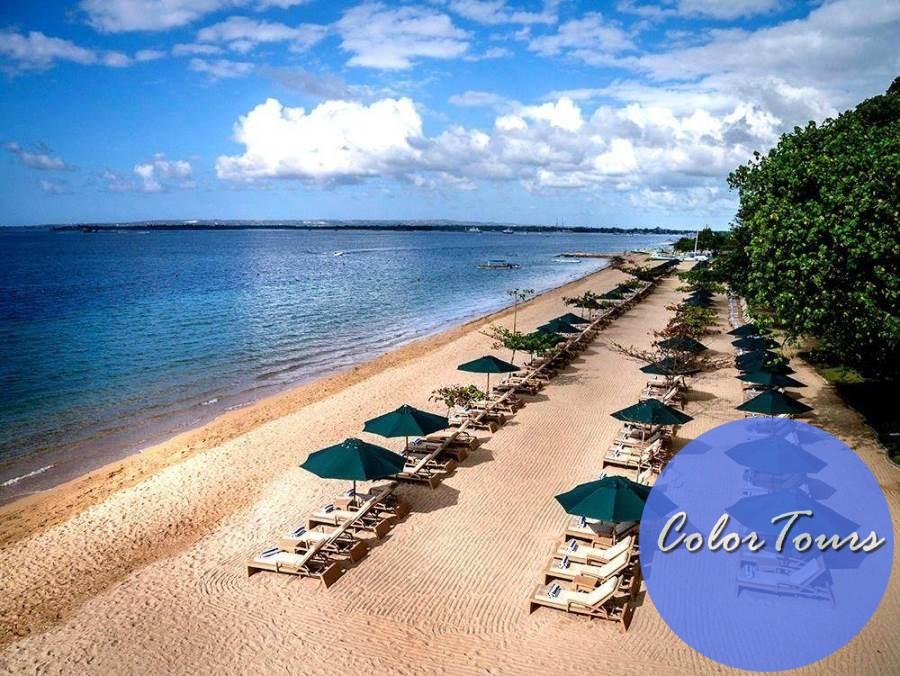 Где купаться на Бали