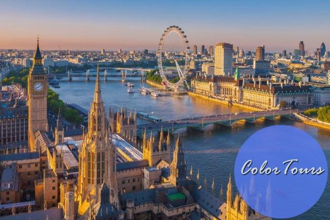 Онлайн экскурсии по городам мира