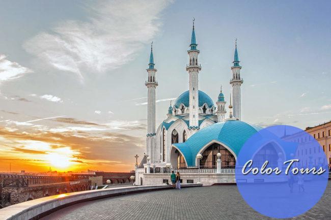 Кул-шариф мечеть Казань