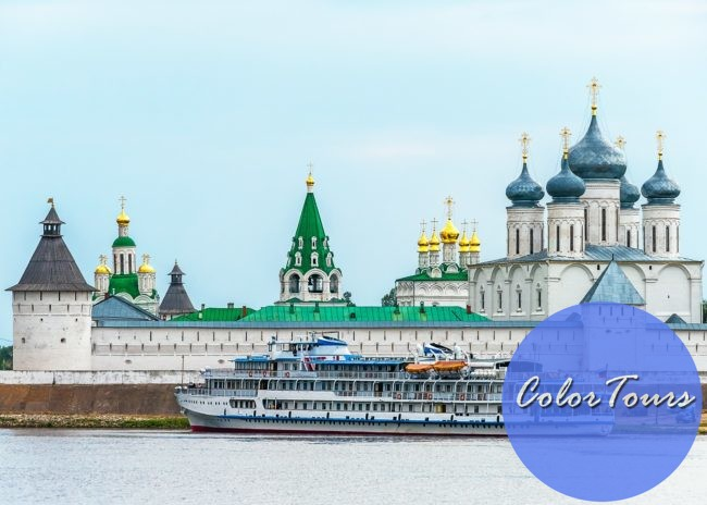 Круиз на теплоходе по Золотому кольцу России