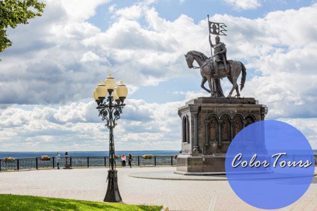 памятник Владимиру Красное Солнышко