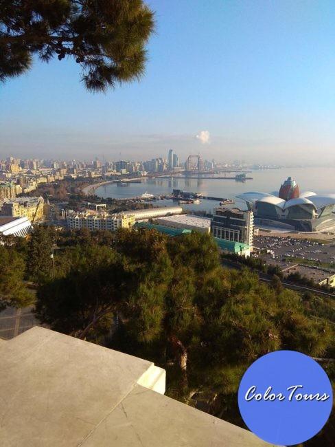 Нагорный парк Баку