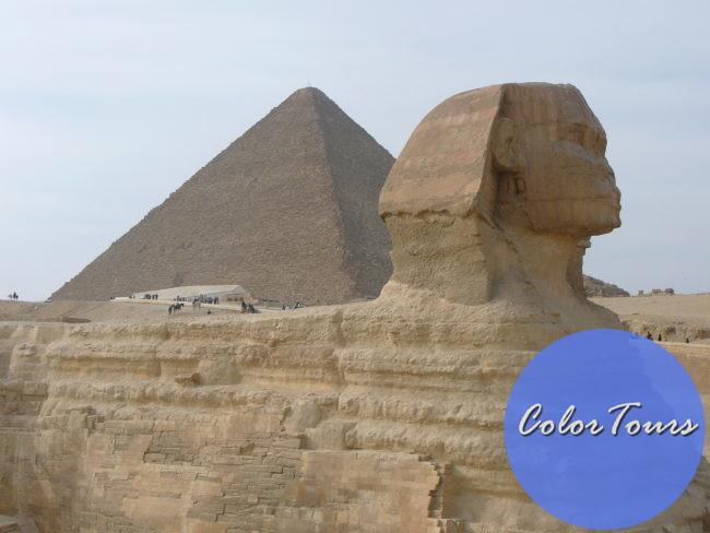 Большой Сфинкс в Каире