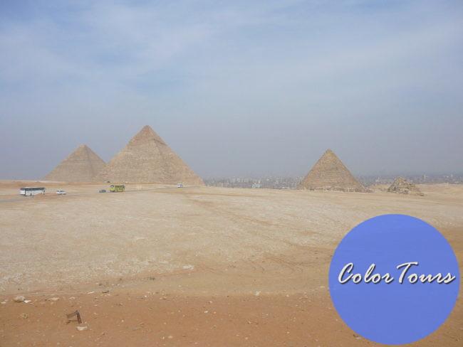 Египеткие пирамиды в Каире